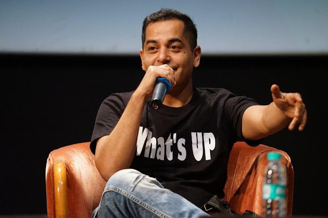 "Gaurav Gera at Whistling Woods says "" ""People love consuming weird and twisted content, which really worked for me"""