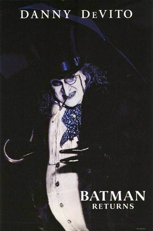 Batman Returns penguin movie poster