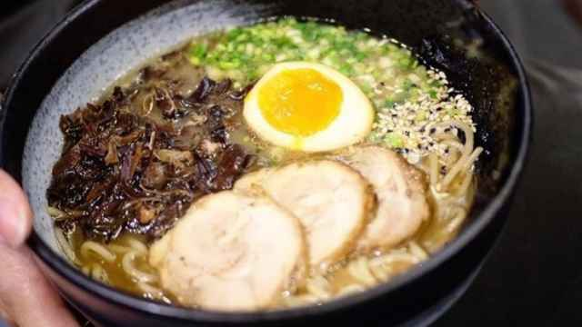 Hanashobu Ramen Japanese Noodle Bar