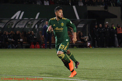 Timbers, Portland Timbers, defender