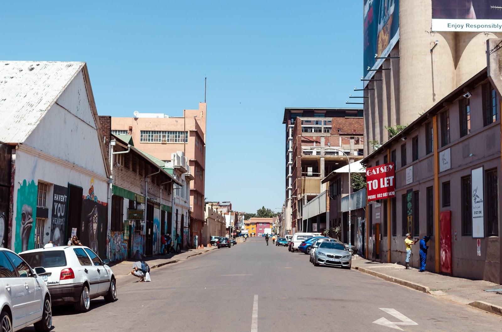 Instameet Newtown Johannesburg