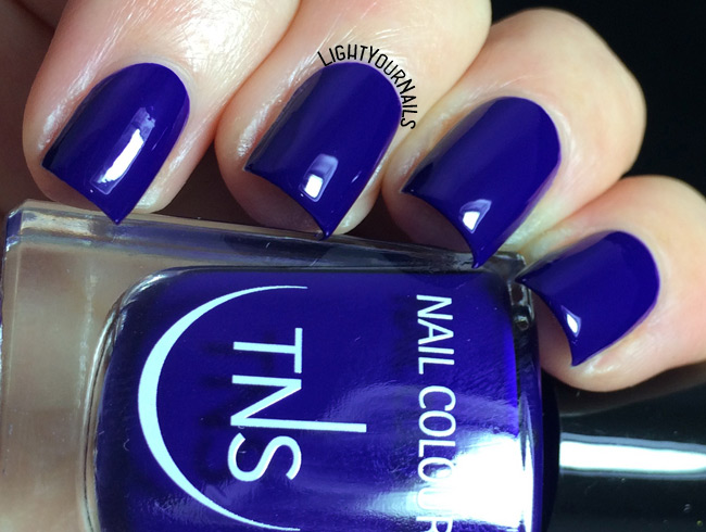 Smalto TNS Cosmetics China blue - UNS487