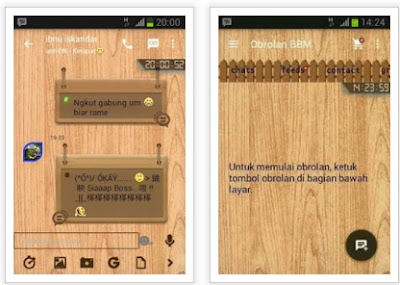 BBM Mod Wood
