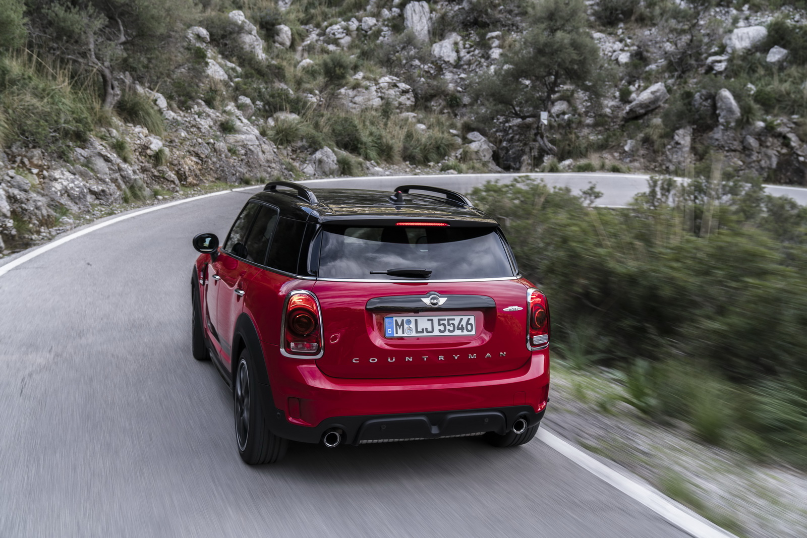 hot mini countryman jcw officially launched in europe 46 pics. Black Bedroom Furniture Sets. Home Design Ideas