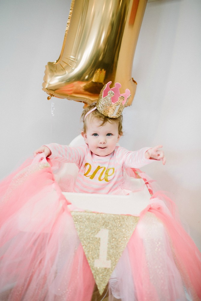 one year old birthday party idea
