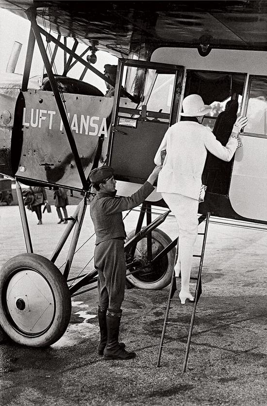 Lufthansa passenger 1926