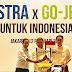 Astra Inves Modal 2 Triliun di Go-Jek