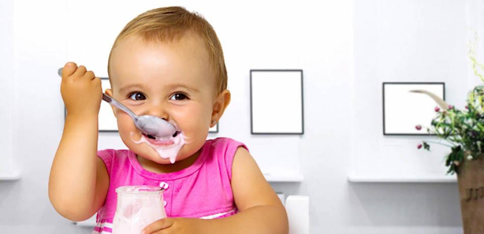 Anne bebek, BE, Bebek beslenmesi, Bebek ve yoğurt, Probiyotik yoğurdun faydaları, Probiyotik yoğurt,