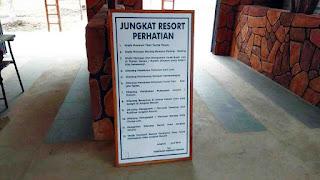 Jungkat Resort Informasi & Peraturan 2
