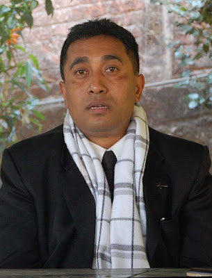 Pratap Khati, the ABGL secretary