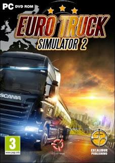 Free Download Game Euro Truck Simulator 2