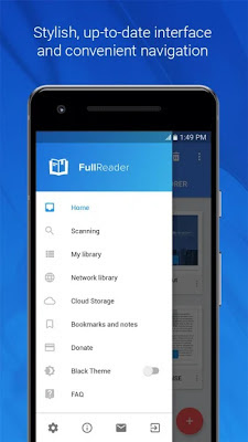 تطبيق FullReader v4.0.9 لقرائة الإلكترونية النسخة المدفوعة للأندرويد unnamed+%2819%