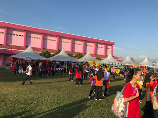 Sukan Sekolah SMK SG Besar 2017