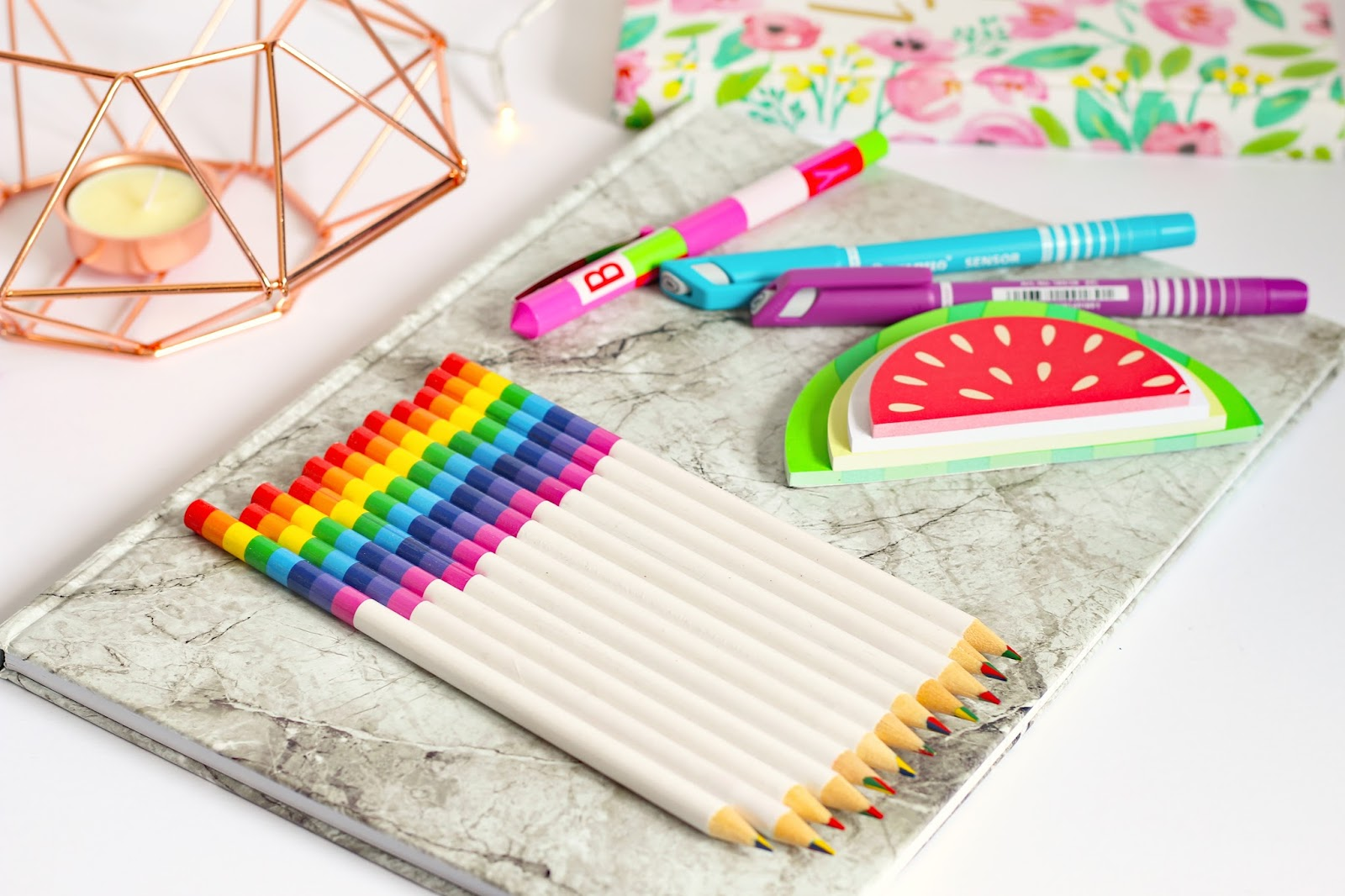 Why I Love Stationery And How It Benefits My Mental Health happy funky cute cheap gifts national day week fun blogger UK  amazon