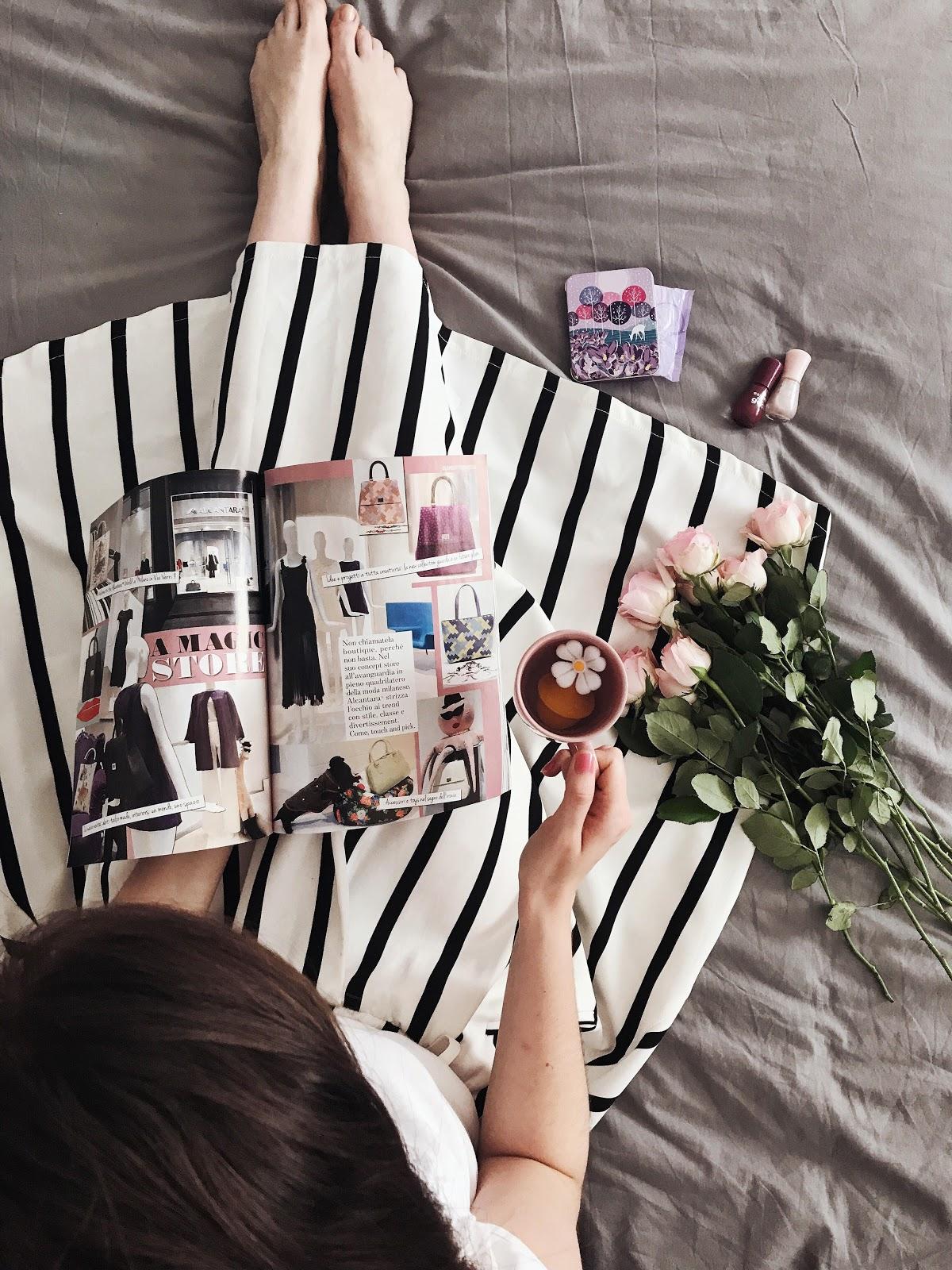 5 modi per affrontare al meglio il periodo mestruale