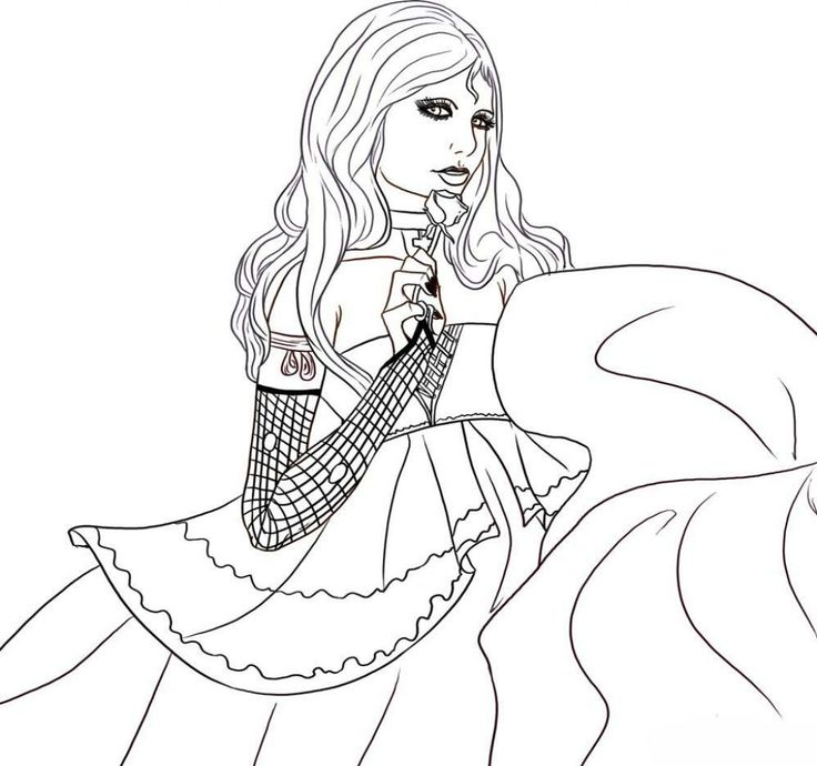 my sister the vampire coloring pages - Vampire Coloring Pages