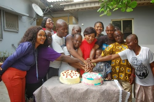 grace amah birthday disabled kids