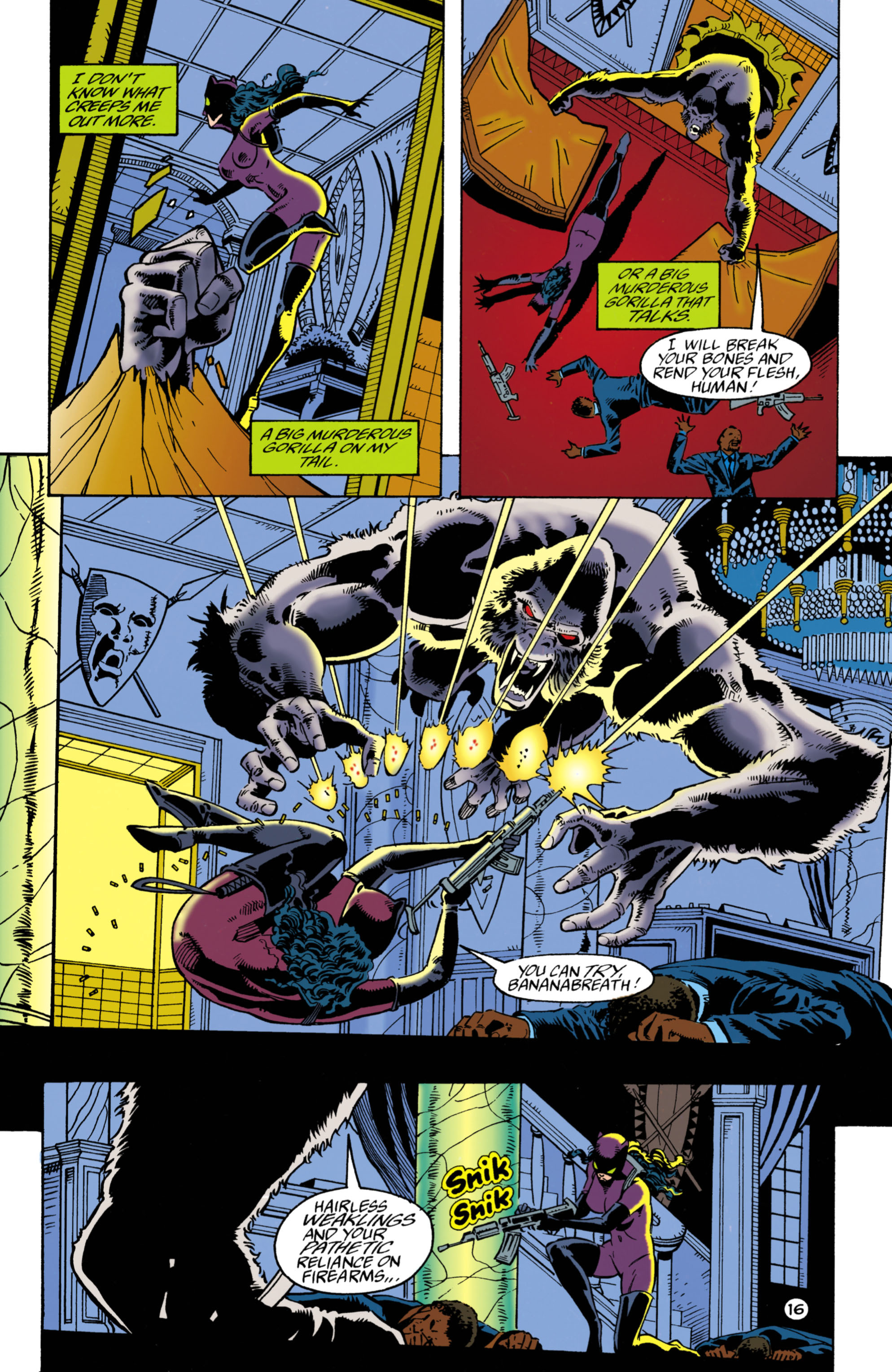 Catwoman (1993) Issue #27 #32 - English 17