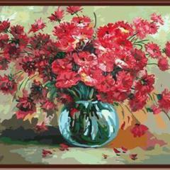 Tranh son dau so hoa o Bo De