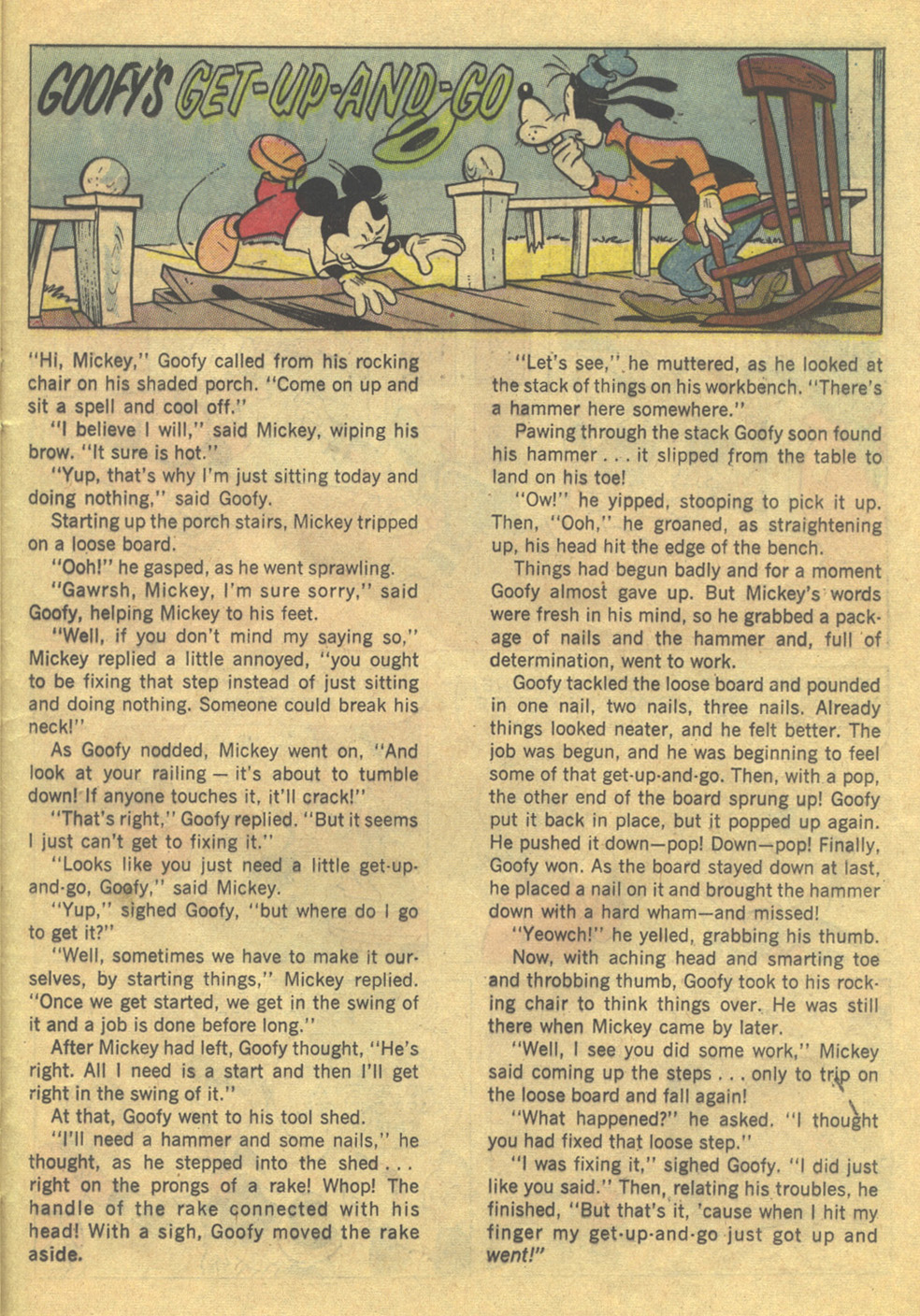 Read online Uncle Scrooge (1953) comic -  Issue #83 - 25