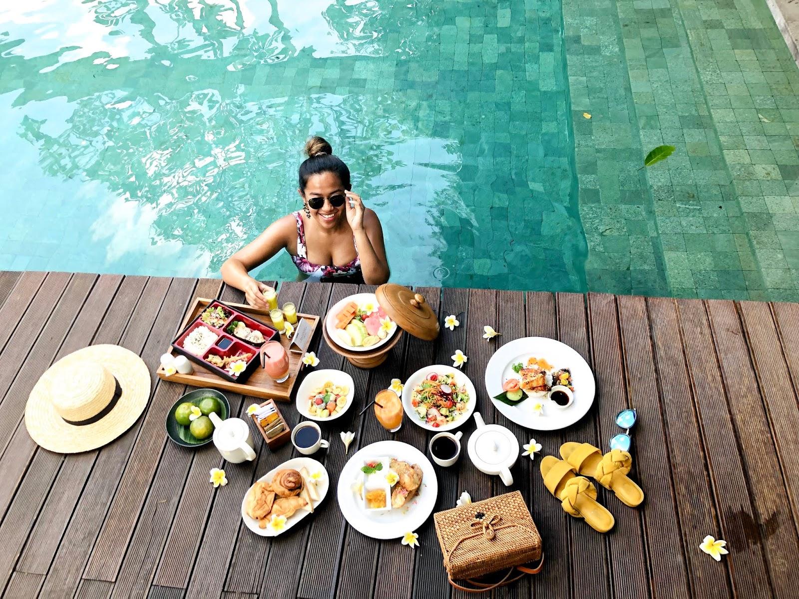 The Santai Food - Pool