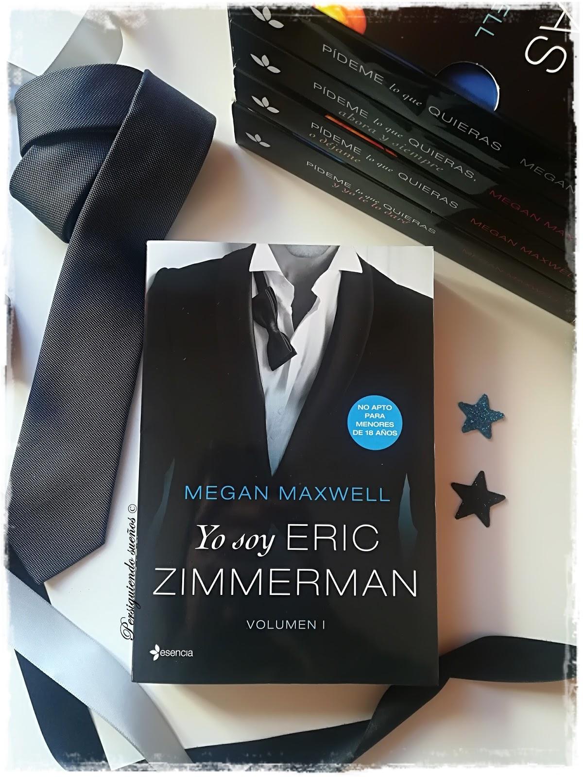 Persiguiendo sueños: Reseña Yo soy Eric Zimmerman (¡con