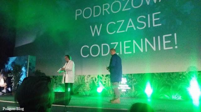 Małopolska noc naukowców, Kraków, Kino Kijów