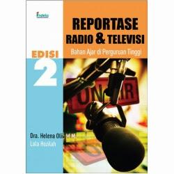 Buku Reportase Radio & Televisi