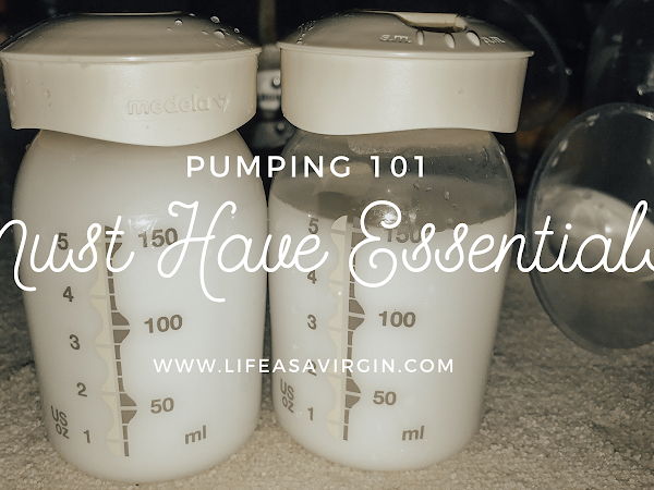Pumping 101: Must Have Essentials