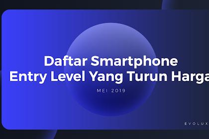 Daftar Smartphone Entry Level yang Turun Harga