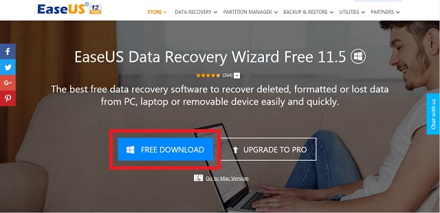Cara install EaseUS data recovery wizard pada Windows 2