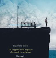 Logo Prova a vincere gratis il romanzo ''La leggenda del ragazzo che credeva nel mare''