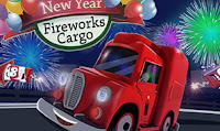 See if you can safely deliver these fresh #Fireworks just in time for #NewYearsEve! #NewYearsGames