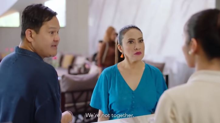 Feelennial 2019 Filipino romantic comedy film  starring Ai-Ai Delas Alas and Bayani Agbayani falling in love in the millennial generation