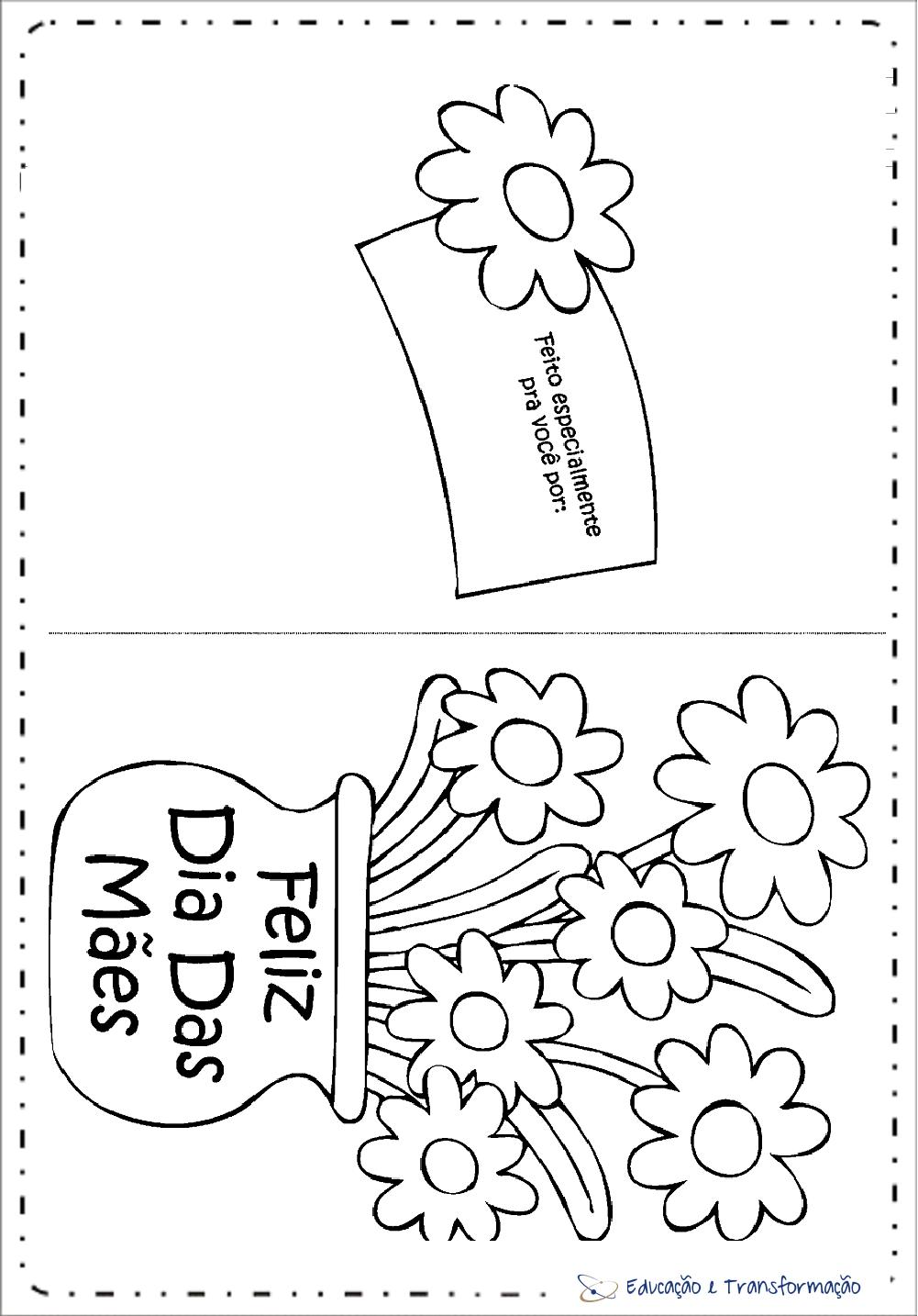 Atividades Dia Das Maes Para Imprimir Dicas Pra Mamae