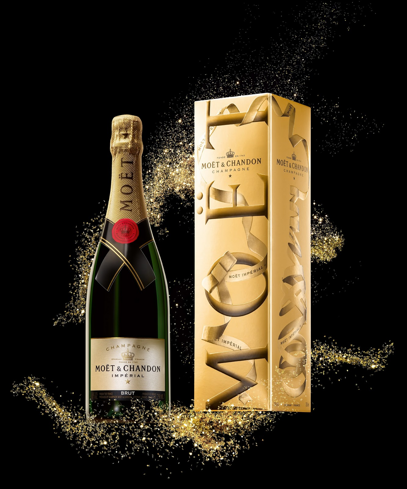 Momento Giftbox MoËt And Chandon The Gift