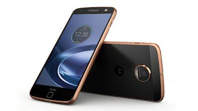 Review smartphone Moto Z