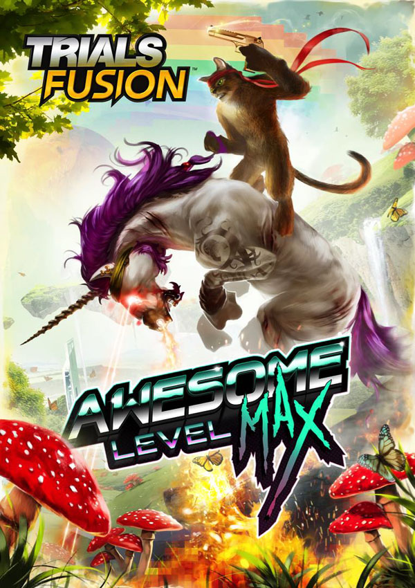 Trials Fusion Awesome Level Max Edition Download Cover Free Game