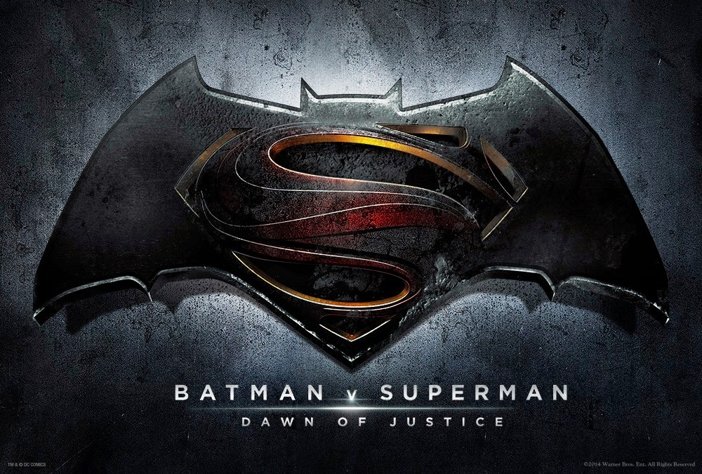 Batman V Superman New Logo and Official Title! - Blogs - The
