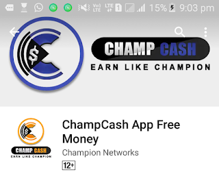 How to hack champ cash app easily and earn upto 5$ per day easily