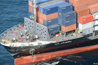 China Launched World's First Fully Electric Cargo Ship