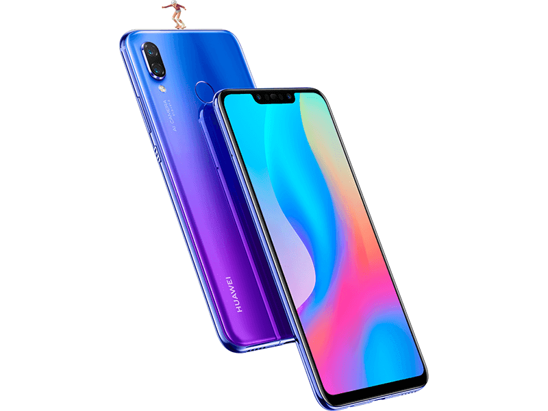 Top 5 highlights of Huawei Nova 3