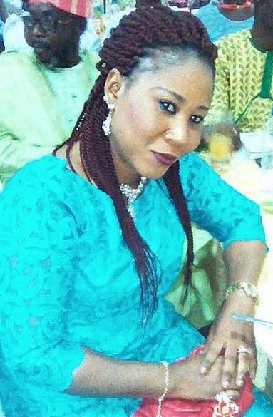 femi branch wife