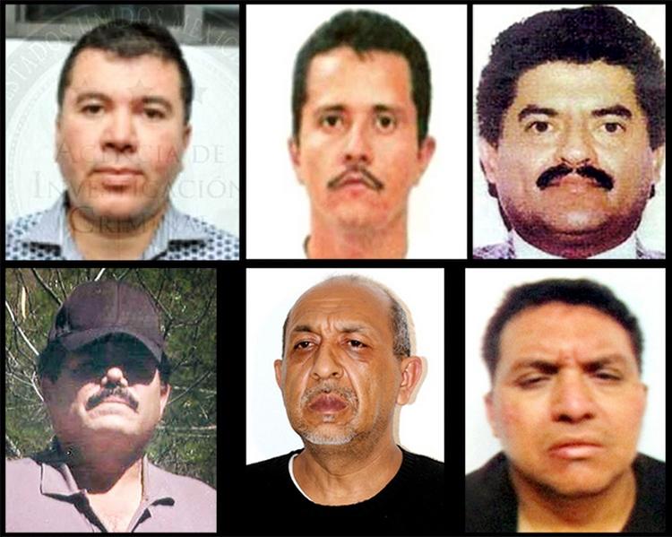 """Extradiciones se complican; hasta los prófugos Caro Quintero, """"El Mencho"""", """"El Azul"""" y """"El Mayo"""", son """"moneda de cambio"""""""