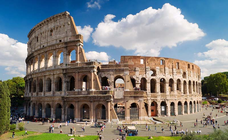 europe,capitoline-hill,colosseum,roman-forum,trajan,palatine-hill