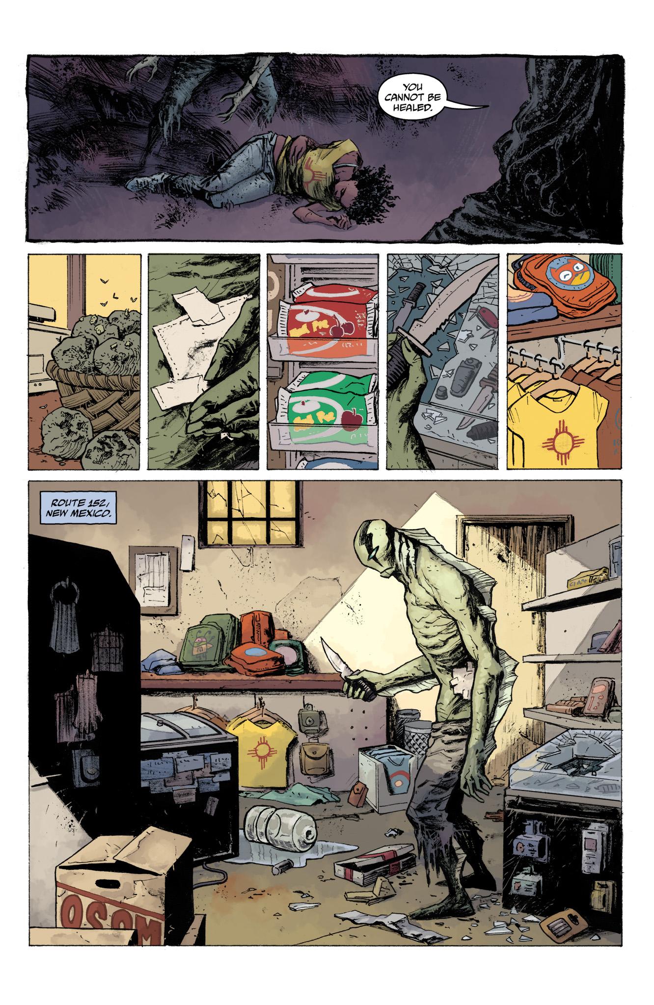 Read online Abe Sapien comic -  Issue #13 - 4