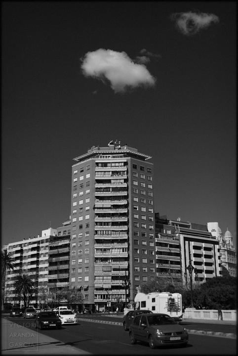fotografia,valencia,edificio,arquitectura,nube