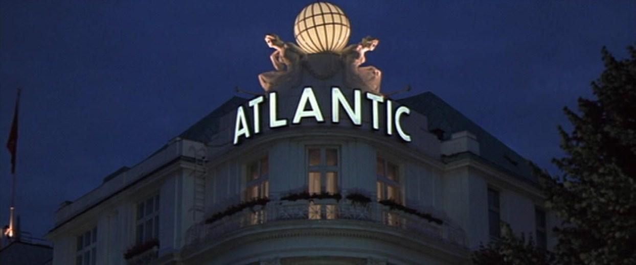 James Bond Locations Hotel Atlantic Hamburg