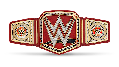 current WWE Universal champion title holder