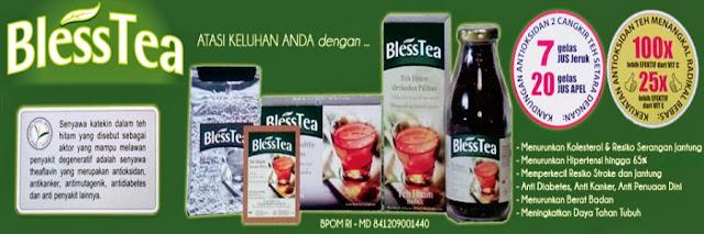 agen blesstea